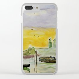 Venise Clear iPhone Case