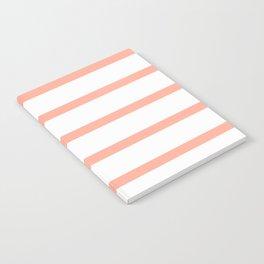 Summer Stripes Notebook