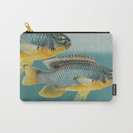 Fish Classic Designs 12 Carry-All Pouch