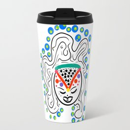 Sweetheart Afro Travel Mug