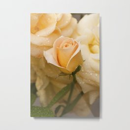 New Flower Metal Print