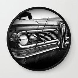 Edsel Wall Clock