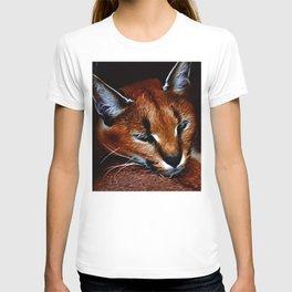 Karakul wildcat T-shirt