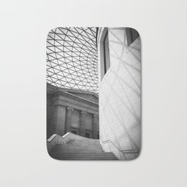 British Museum Bath Mat