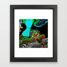 Women Empower Soul Art /ABSTRACT ART Framed Art Print