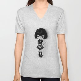 Melinda Rock Unisex V-Neck