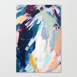 seaside. Canvas Print