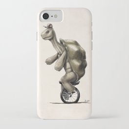 Slow Day iPhone Case