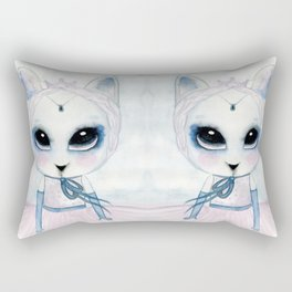 Miss Juliette Rectangular Pillow