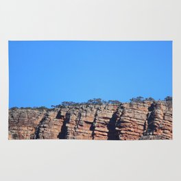 Outback Rocky Mountains Rug