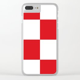 Flag of North Brabant Clear iPhone Case