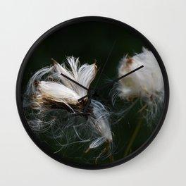 Fluff3 Wall Clock