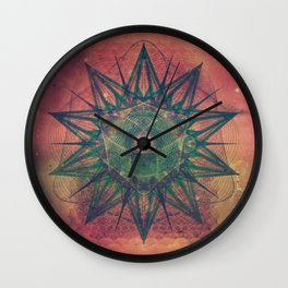 styr stryy Wall Clock