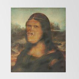 Mona Rilla Throw Blanket