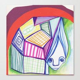 Labirint Canvas Print