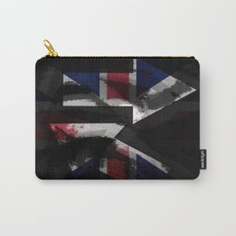 sING's: Plates for the Queen Carry-All Pouch