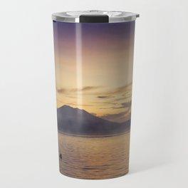 tropical dream Travel Mug