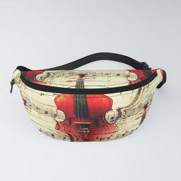 Violin Concerto Fanny Pack
