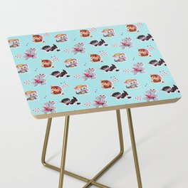 Zombie Cats Side Table