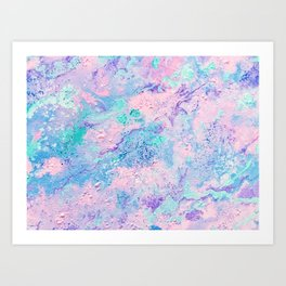 Enif - Abstract Costellation Painting Art Print