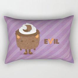 Devil's Food Cake Rectangular Pillow