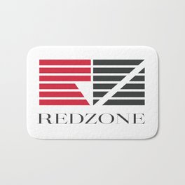 Redzone Music Bath Mat
