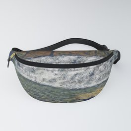 Forest Waterfall PhotoArt Fanny Pack