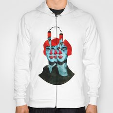The cats in my head Hoody