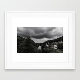 Ironbridge Framed Art Print