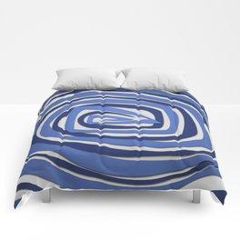 Vortex Spiral Comforters