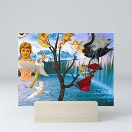 Loved Mini Art Print