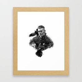 Ivar the Boneless Framed Art Print
