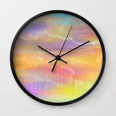 Happy times Wall Clock