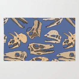 Paleontology Rug