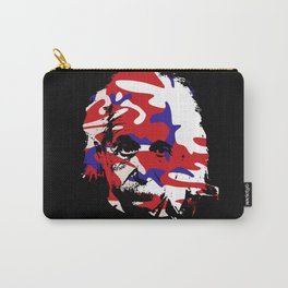 Genius in disguise art print Carry-All Pouch