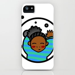 Hiya! iPhone Case