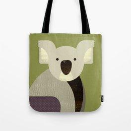Whimsy Koala Tote Bag