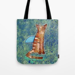 I is a Shark Tote Bag