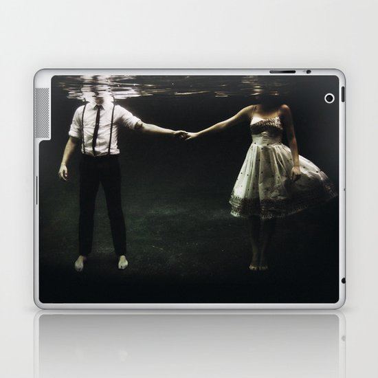 abyss of the disheartened : IX Laptop & iPad Skin