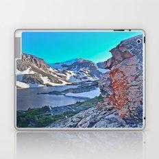 Froze To Death Lake Laptop & iPad Skin