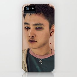 Busted Kyungsoo iPhone Case