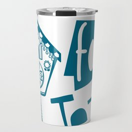 Time for Tea Travel Mug