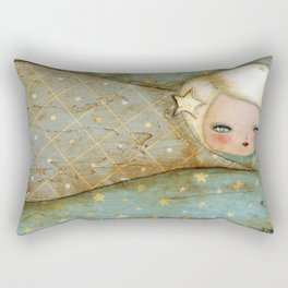 Lucy In The Sky With Diamonds Rectangular Pillow