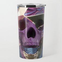 Random Abstracts No. 9 Travel Mug