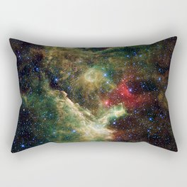 Heart of Cepheus Rectangular Pillow