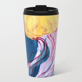 Sea Nettle Metal Travel Mug