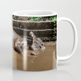 Happy elephant makes me happy Coffee Mug