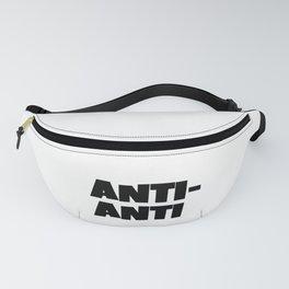 Anti-Anti Fanny Pack