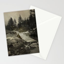 on the road 000 Stationery Cards