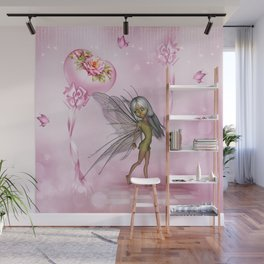 Sweet fairy Wall Mural